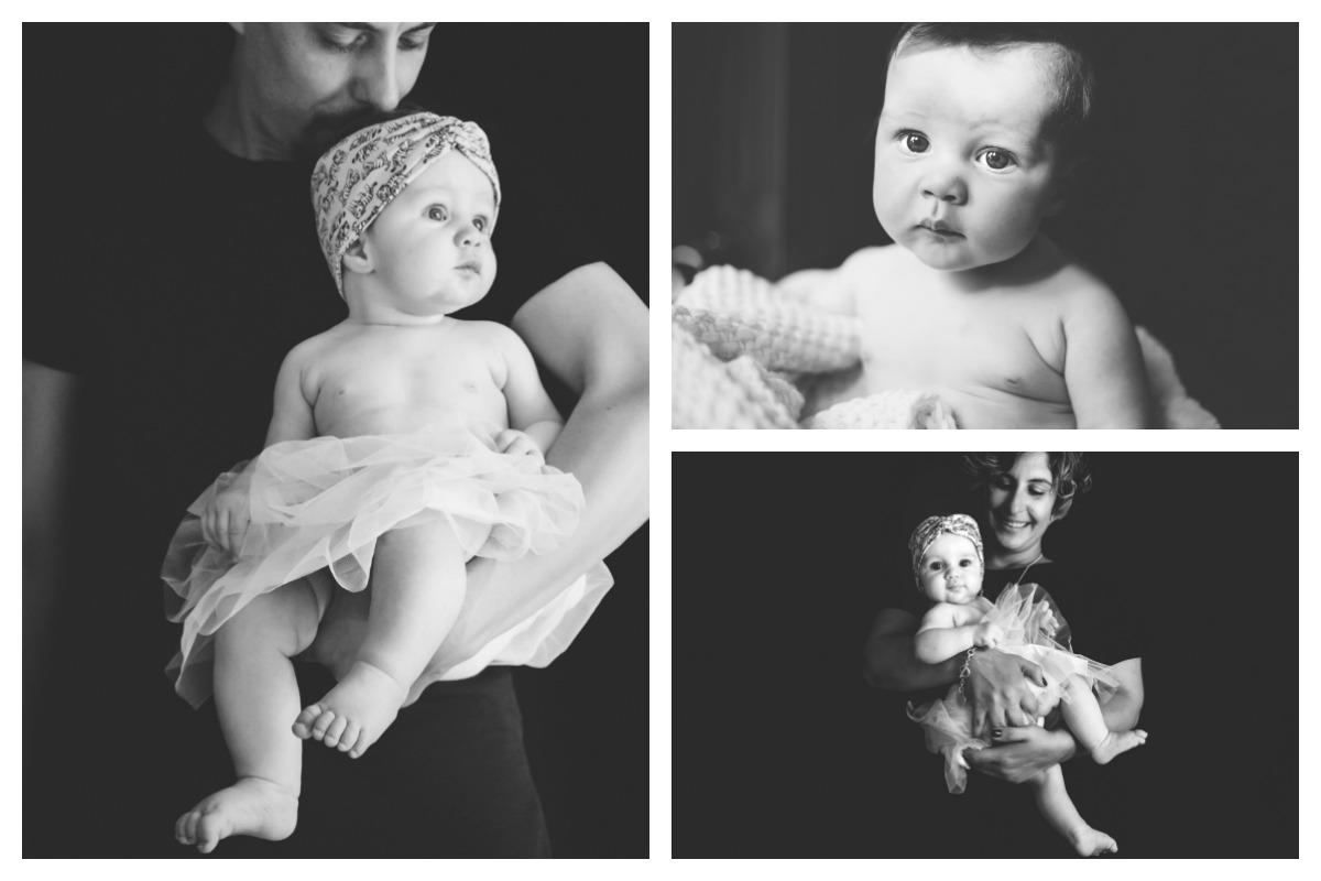 fotografo maternità e bambini in studio a Verona