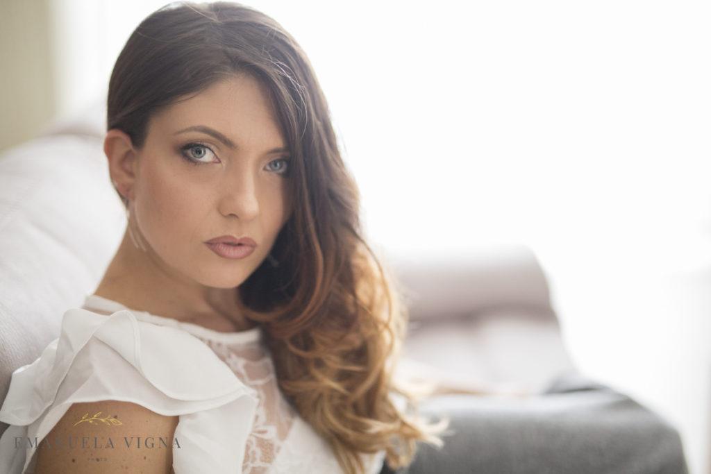 servizio fotografico boudoir-glamour