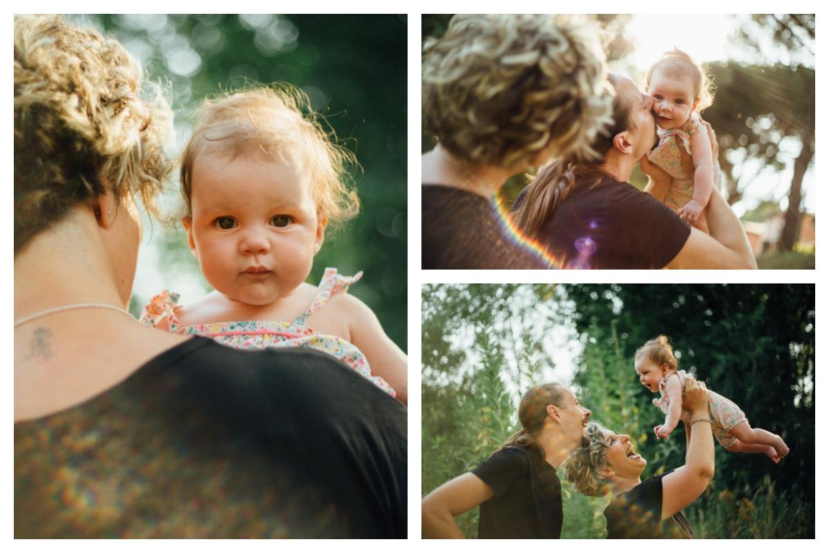fotografo bambini Verona