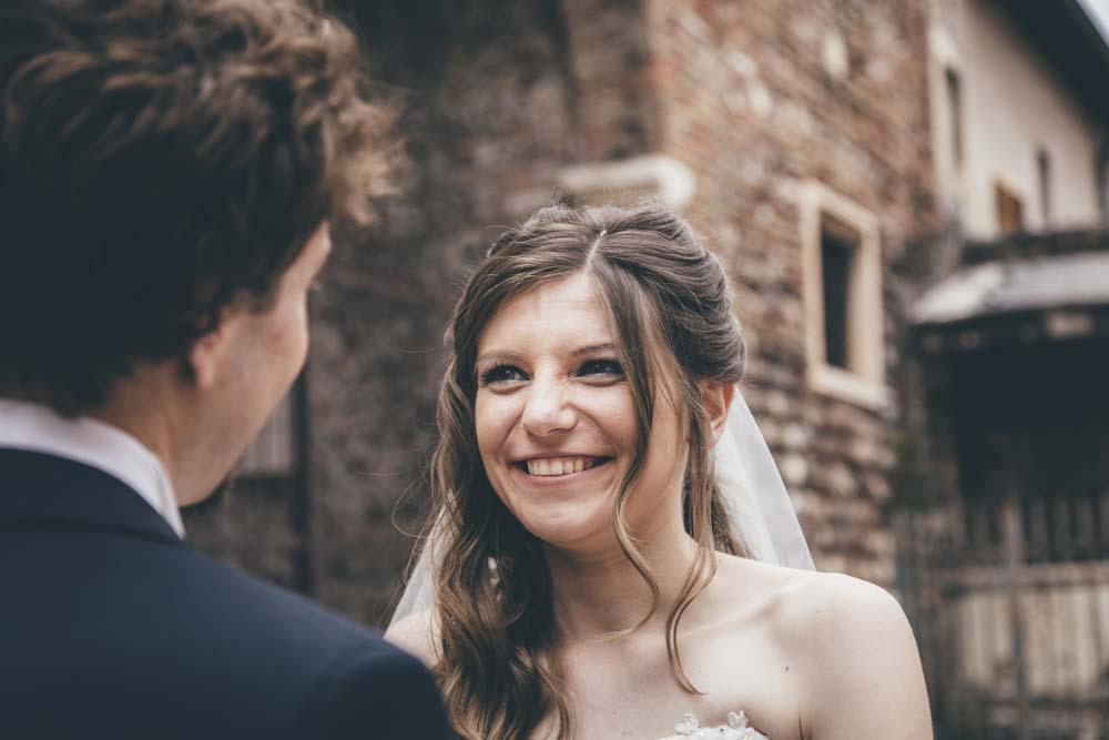 matrimonio a San Zeno, Verona