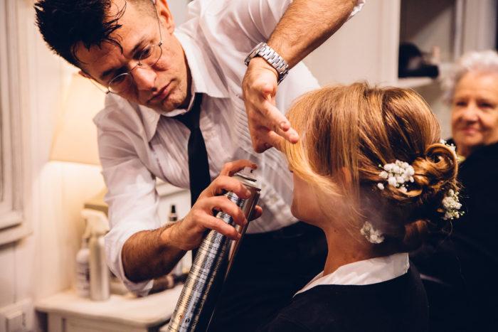 matrimonio a venezia la preparazione della sposa