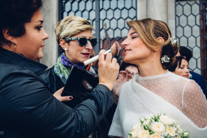 matrimonio a venezia la sposa