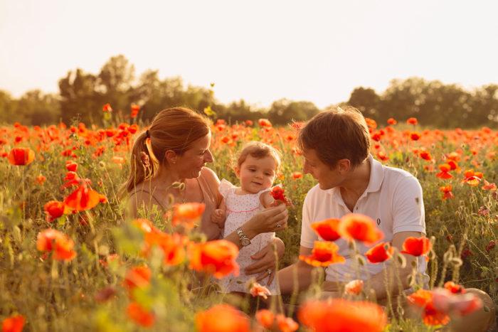 servizio fotografico di famiglia verona