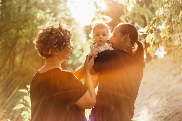 Rachele - foto bambini Verona