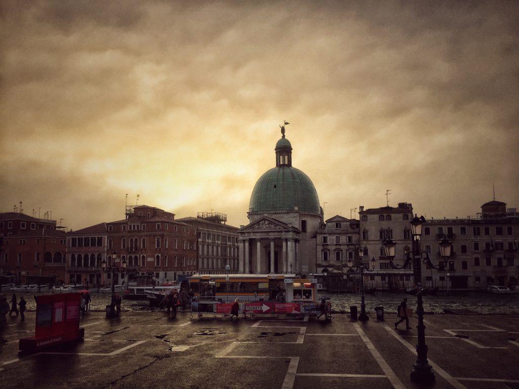 sposarsi a Venezia Santa Lucia